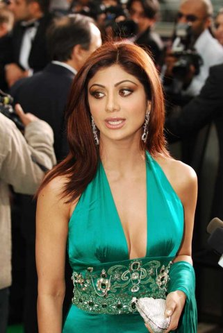 Shilpa Shetty Bollywood actress